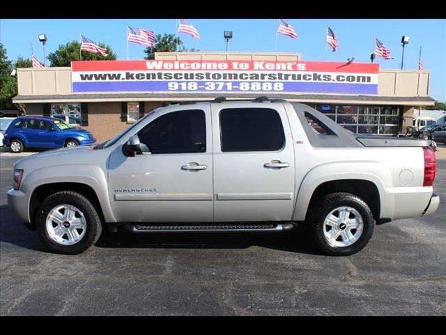 2009 Chevrolet Avalanche LT2 Crew Cab 4WD