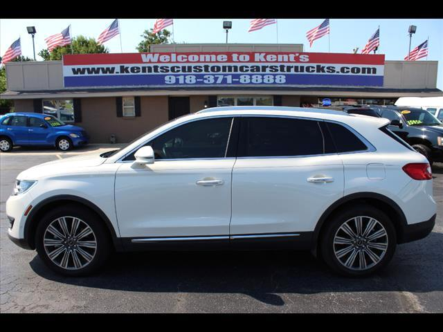 2016 Lincoln MKX Black Label AWD