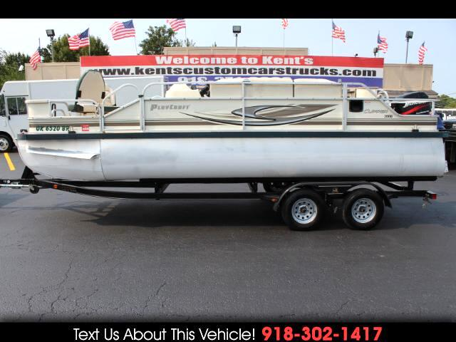 2005 Playcraft Pontoon Clipper 2000