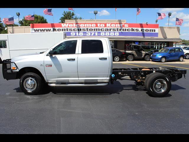2011 Ram Truck Ram 3500 ST Crew Cab DRW 4WD Cab Chassis