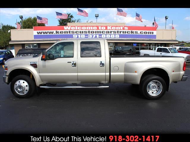 2008 Ford F-450 SD XLT Crew Cab DRW 2WD Long Bed