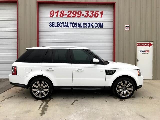 2012 Land Rover Range Rover Sport Supercharged