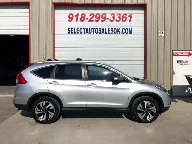 2016 Honda CR-V Touring 2WD