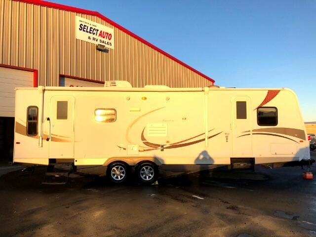 2011 KZ Recreational Vehicles Spree 323