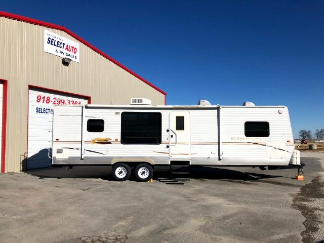 2008 SunnyBrook RV Sunset Creek 297SL