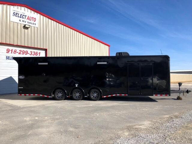 2017 Cargo Mate Eliminator 8.5 / 32'