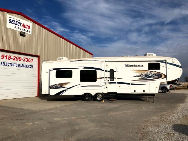 2011 Keystone RV Montana 3665RE