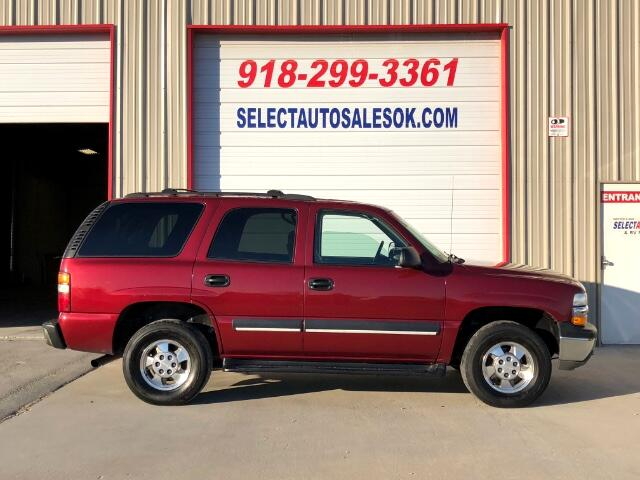 2003 Chevrolet Tahoe 4WD 4dr 1500 LS