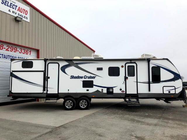 2015 Cruiser RV Shadow Cruiser 313BHS
