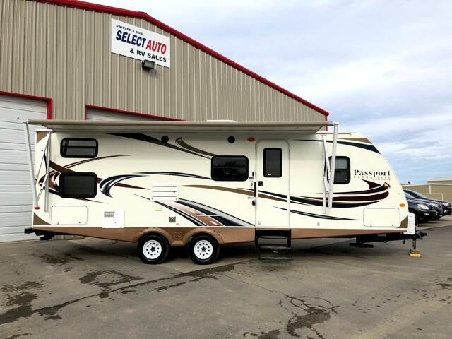2012 Keystone RV Passport 2650BH