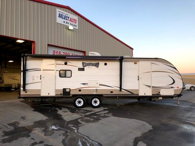 2017 Forest River Wildwood 254RLXL