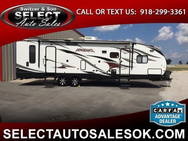 2013 Forest River Cherokee Vengance 300