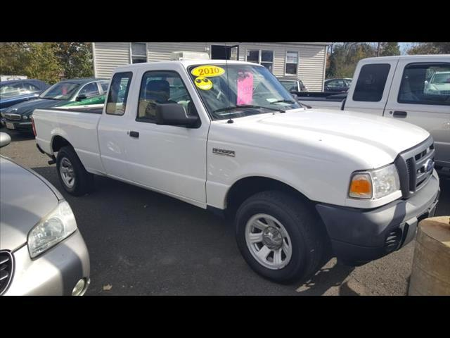 2010 Ford Ranger Sport SuperCab 2WD