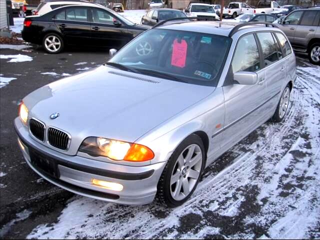 2001 BMW 3-Series Sport Wagon 325i
