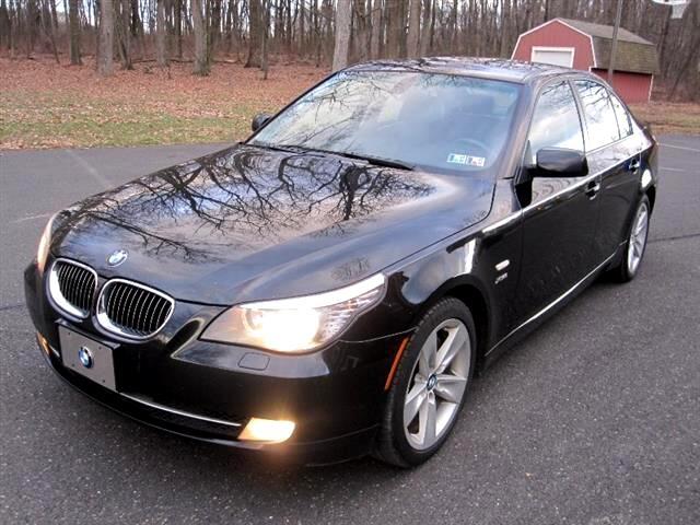 2009 BMW 5-Series 528xi
