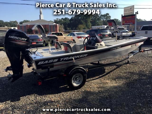 2014 Bass Tracker Pro 170