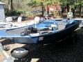 1987 John Boat Bass Boat
