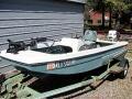 1981 John Boat Bass Boat