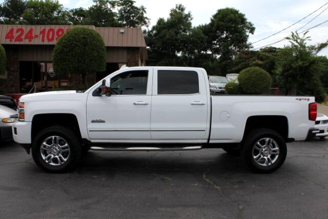 2015 Chevrolet Silverado 2500HD LT Crew Cab 4WD High Country