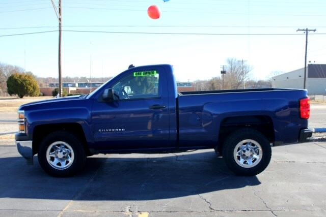 2014 Chevrolet Silverado 1500 Reg. Cab Short Bed 2WD