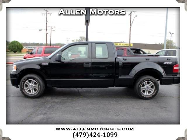 2008 Ford F-150 STX SuperCab Flareside 2WD