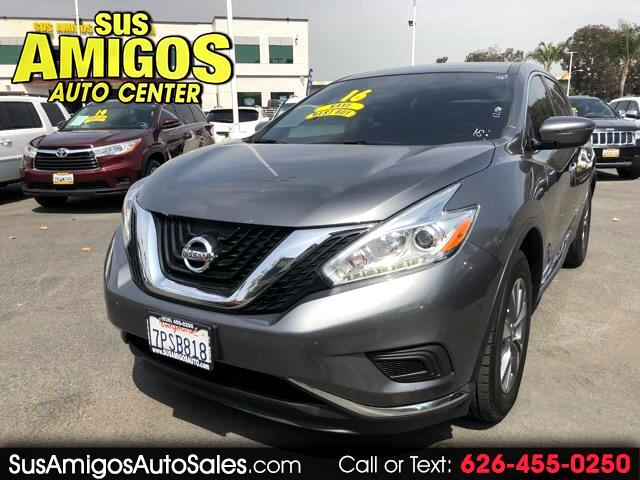 2016 Nissan Murano 2WD 4dr S