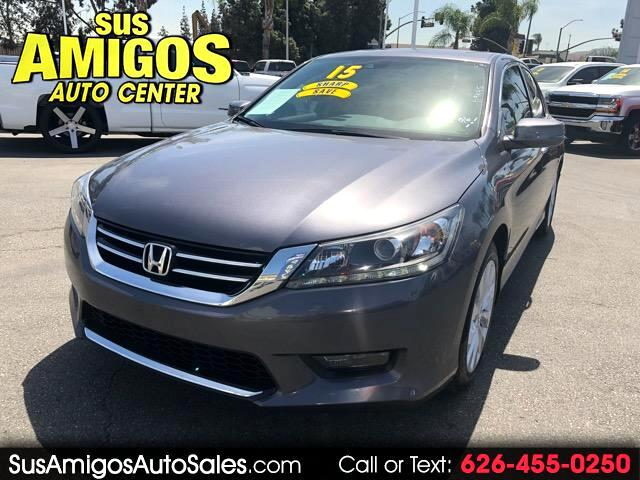 2015 Honda Accord EX-L V6 Sedan AT