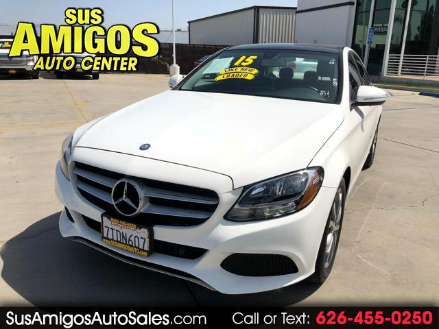 2015 Mercedes-Benz 300 Series 4dr Sedan 300SE