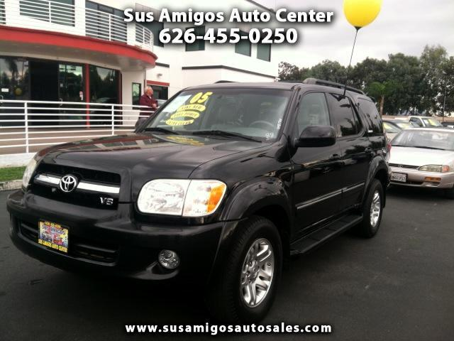 2005 Toyota Sequoia Visit Sus Amigos Auto Center online at wwwsusamigosautosalescom to see more pi