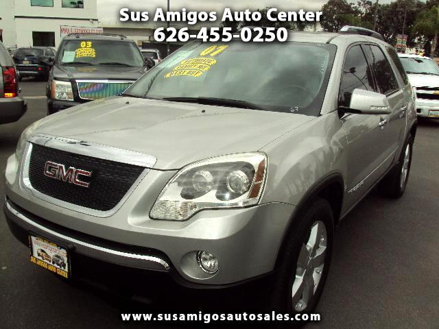 2007 GMC Acadia Visit Sus Amigos Auto Center online at wwwsusamigosautosalescom to see more pictur