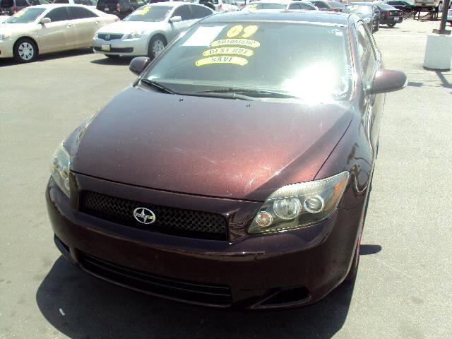 2009 Scion tC Visit Sus Amigos Auto Center online at wwwsusamigosautosalescom to see more pictures