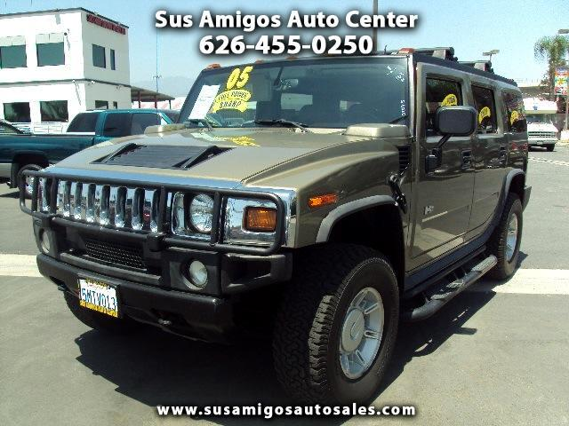 2005 HUMMER H2 Visit Sus Amigos Auto Center online at wwwsusamigosautosalescom to see more picture