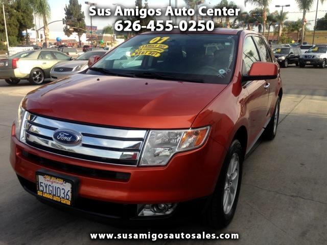 2007 Ford Edge Visit Sus Amigos Auto Center online at wwwsusamigosautosalescom to see more picture