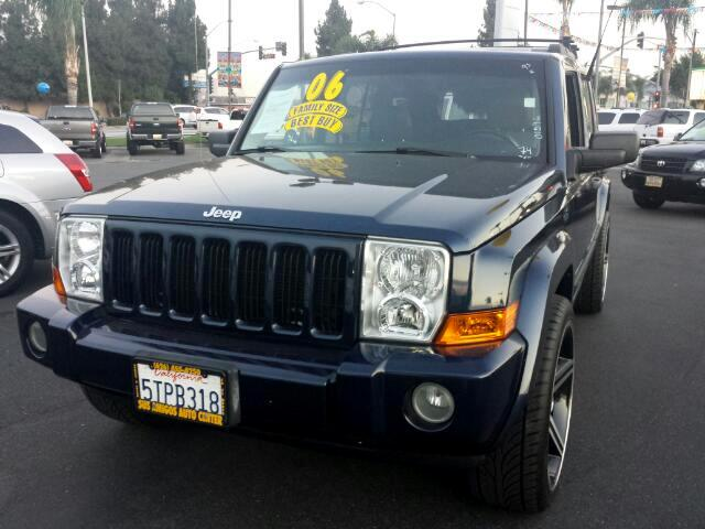 2006 Jeep Commander Visit Sus Amigos Auto Center online at wwwsusamigosautosalescom to see more pi