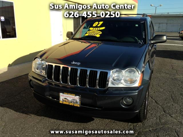 2007 Jeep Grand Cherokee Visit Sus Amigos Auto Center online at wwwsusamigosautosalescom to see mo