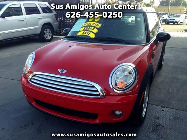 2008 MINI Clubman Visit Sus Amigos Auto Center online at wwwsusamigosautosalescom to see more pict