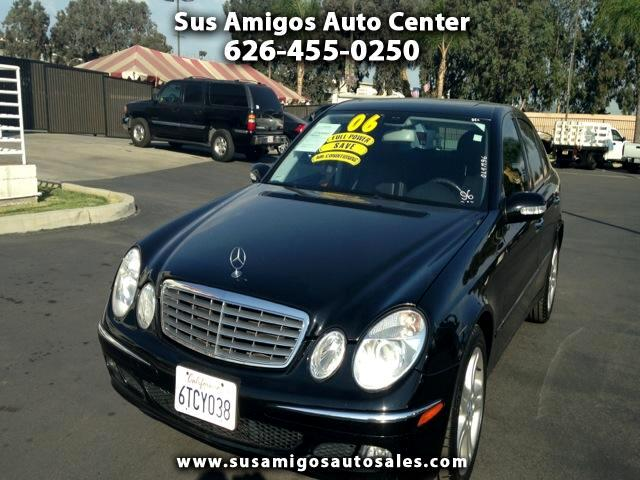 2006 Mercedes E-Class Visit Sus Amigos Auto Center online at wwwsusamigosautosalescom to see more