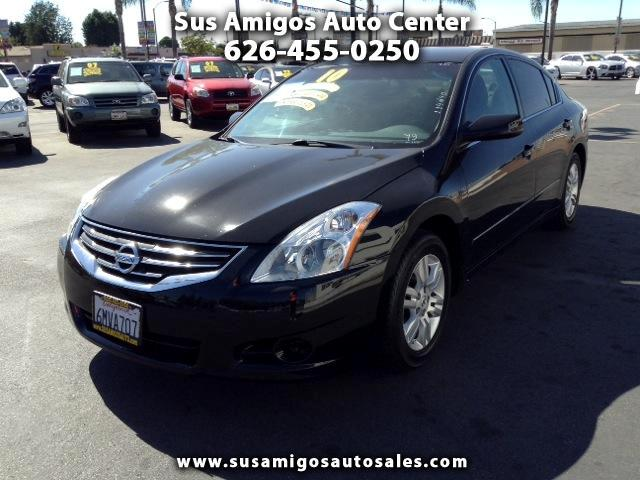 2010 Nissan Altima Visit Sus Amigos Auto Center online at wwwsusamigosautosalescom to see more pic