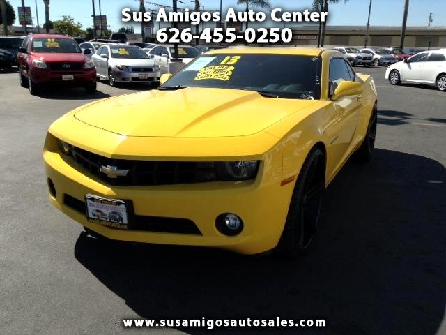 2013 Chevrolet Camaro Visit Sus Amigos Auto Center online at wwwsusamigosautosalescom to see more