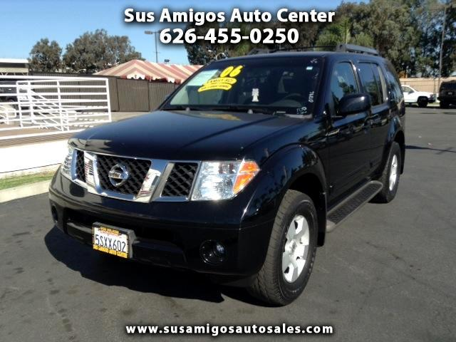 2006 Nissan Pathfinder Visit Sus Amigos Auto Center online at wwwsusamigosautosalescom to see more