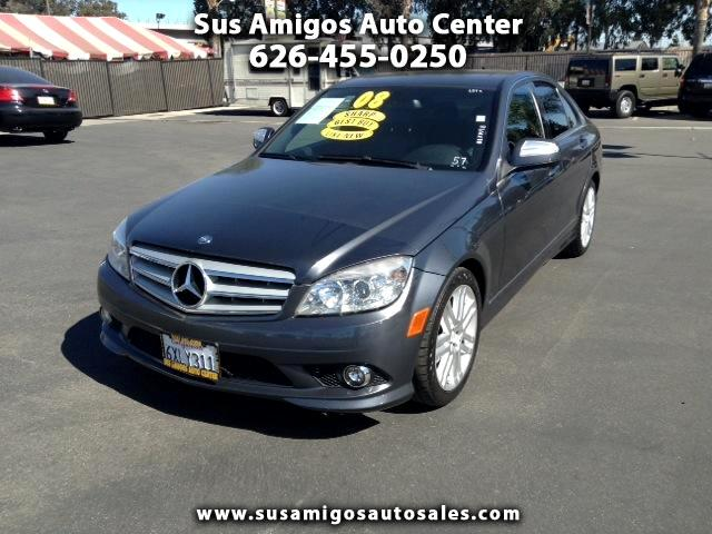2008 Mercedes C-Class Visit Sus Amigos Auto Center online at wwwsusamigosautosalescom to see more