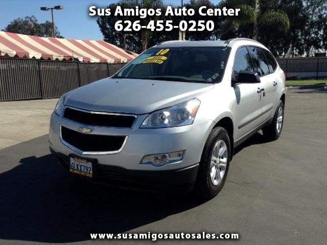 2010 Chevrolet Traverse Visit Sus Amigos Auto Center online at wwwsusamigosautosalescom to see mor