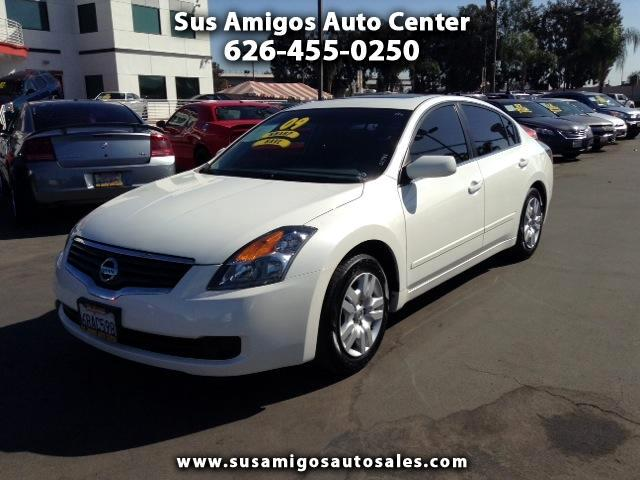 2009 Nissan Altima Visit Sus Amigos Auto Center online at wwwsusamigosautosalescom to see more pic