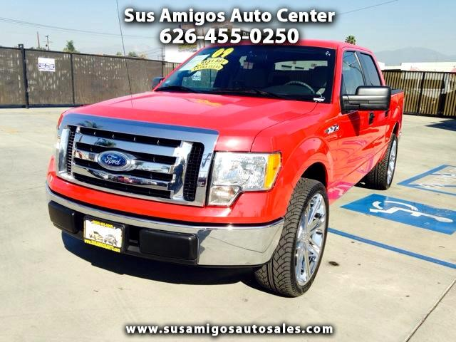 2009 Ford F-150 Visit Sus Amigos Auto Center online at wwwsusamigosautosalescom to see more pictur