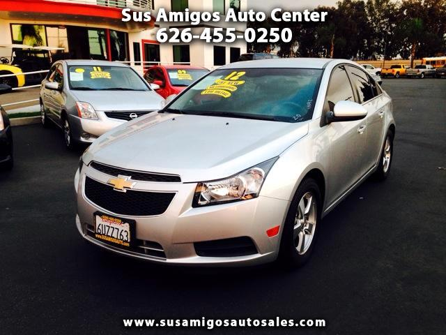 2012 Chevrolet Cruze Visit Sus Amigos Auto Center online at wwwsusamigosautosalescom to see more p