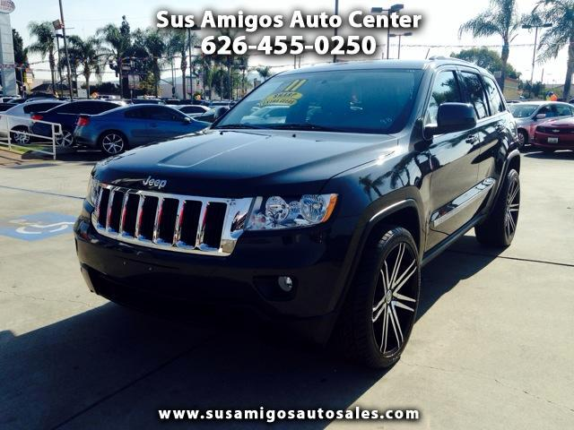 2011 Jeep Grand Cherokee Visit Sus Amigos Auto Center online at wwwsusamigosautosalescom to see mo