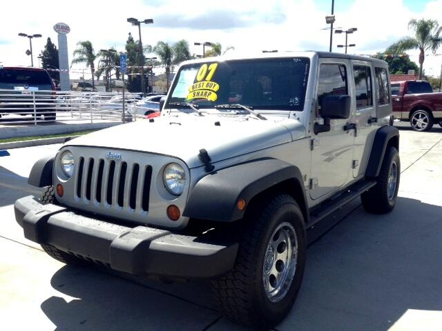 2007 Jeep Wrangler Visit Sus Amigos Auto Center online at wwwsusamigosautosalescom to see more pic