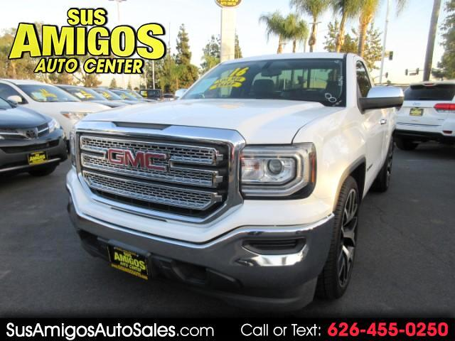 2016 GMC Sierra 1500 Single Cab 2WD