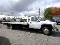2000 Chevrolet C/K 3500 Reg. Cab 2WD FLATBED WHEEL LIFT TOW TRUCK REPO