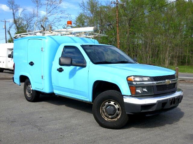 2008 Chevrolet Colorado Work Truck 2WD ASTRO BODY UTILITY TRUCK SERVICE